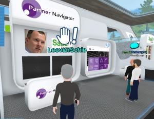 Partner Navigator stand op GoMeet